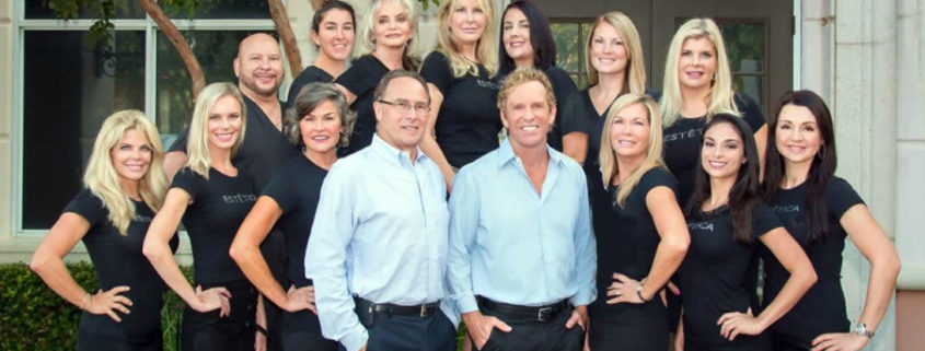 The Staff at Estetica Institute of the Palm Beaches