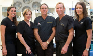 Surgical Team at Estetica Institute of the Palm Beaches