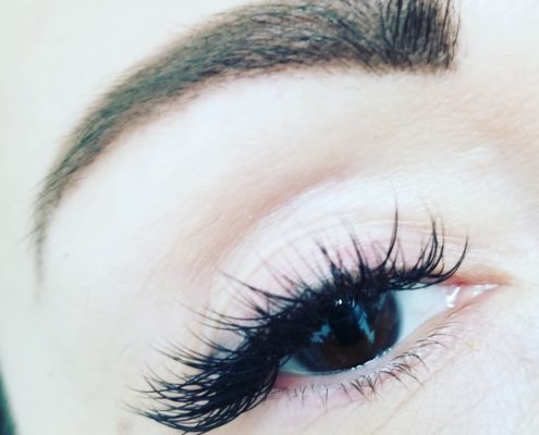 Eyelash Extensions at Estetica Institute of the Palm Beaches