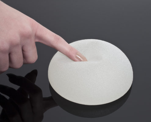Textured Breast Implant